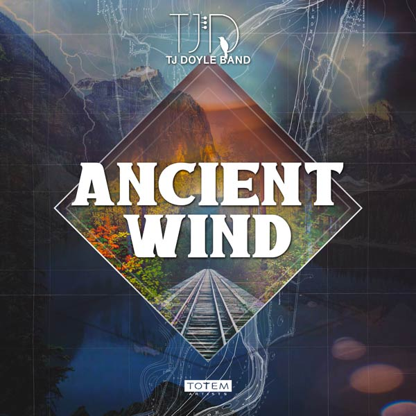 Ancient Wind Single Cover
